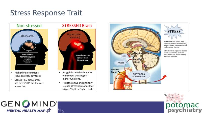 Stress-Response-Trait