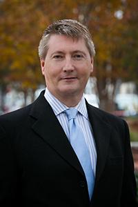 Dr. John Carr, psychiatric staff