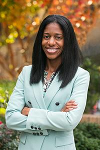 Dr. Krystal M. Lewis, psychiatric staff